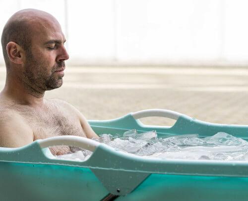 Wim Hof methode - ademhaling en blootstelling aan koude