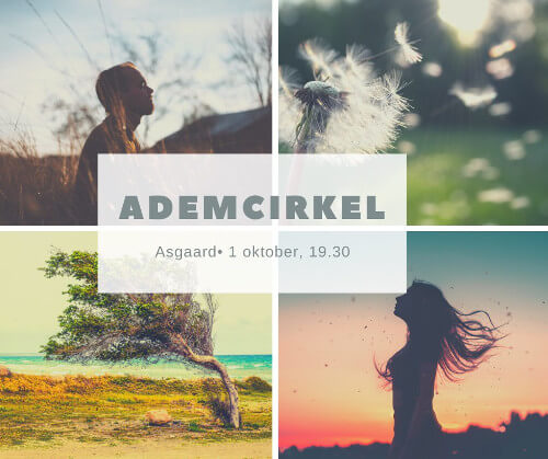 Ademcirkel Workshop 01 oktober 2020